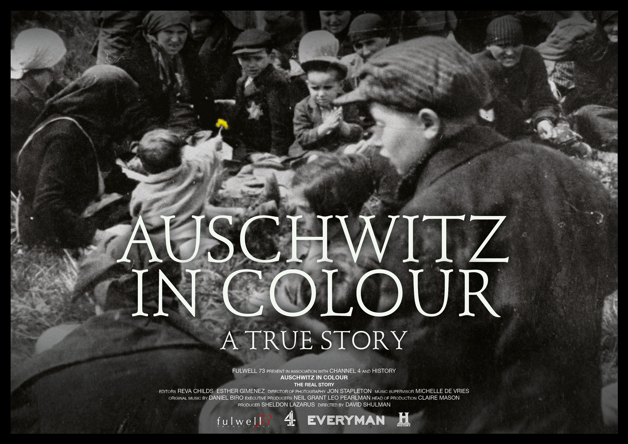Promo image for Auschwitz Untold in Color