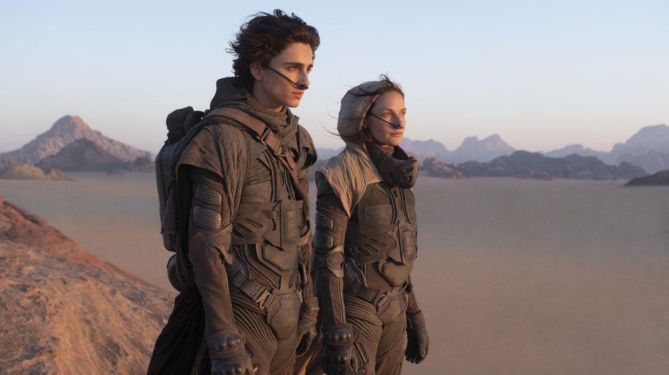 Still from the Movie Dune